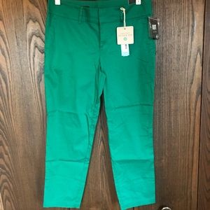 NWT KUT From the Kloth cropped pants 2